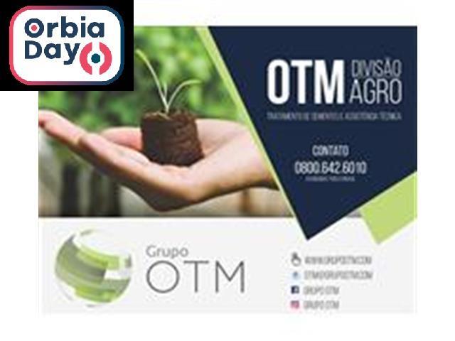 Tratamento de Sementes On Farm Mensal - OTM