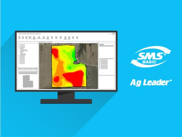 Software Agricultura de Precisão - Ag Leader® SMS™ Basic