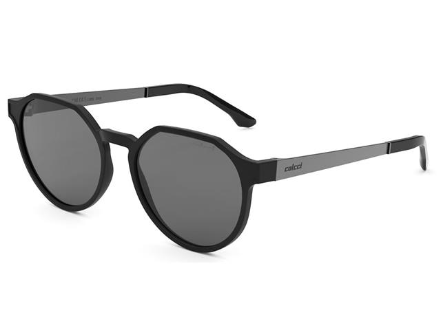 Óculos de Sol Colcci Noa Preto Fosco Lente Cinza