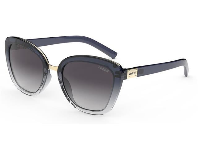 Óculos de Sol Colcci Céu Azul Degradê Azul Claro Brilho