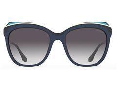 Óculos de Sol Colcci Lua Azul Escuro Parede com Azul Claro - 1