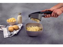 Amassador para batatas Tramontina Verano Lâmina de Aço Inox Ônix - 6