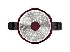 Panela de Pressão Tramontina Torino Vermelho Framboesa 20CM 4,5 Litros - 3