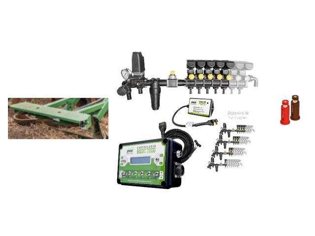 Kit DRS Automação Quebra Lombo Cultivador