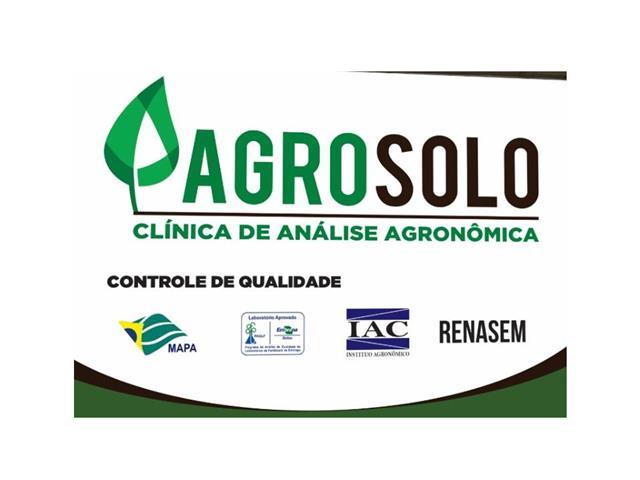 Análises Agronômicas - Agrosolo
