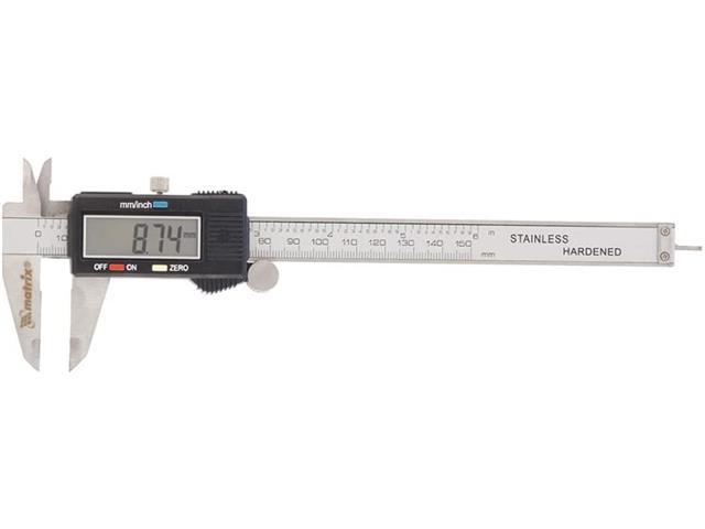Paquímetro Digital MTX 150MM
