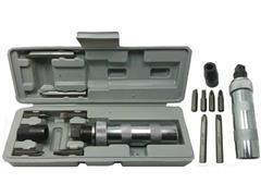 Chave de Impacto Manual MTX 1/2 Polegadas com Bits 6 Peças - 0