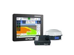 Monitor FGS con GPS + Kit Fieldview CUFFIA