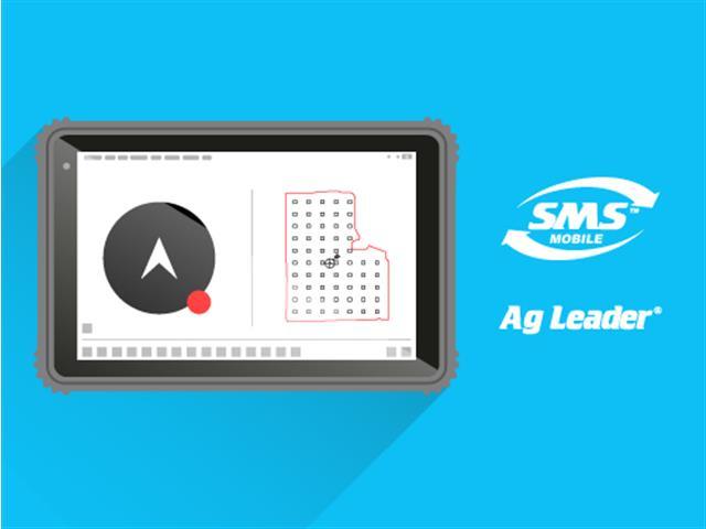 Software Agricultura de Precisão - Ag Leader® SMS™ Mobile