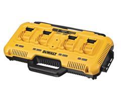 Multicarregador de Bateria 12V-20V DeWalt Max 4 Entradas - 2