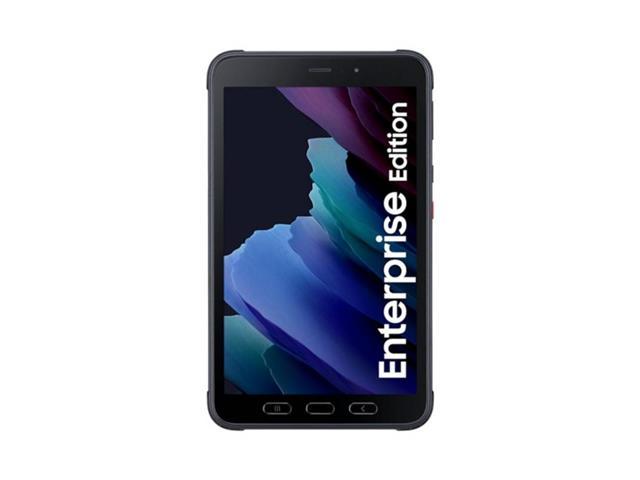 """Galaxy Tab Active 3 LTE 8.0"""" - 64/4 GB - Black RUGUERIZADA"""