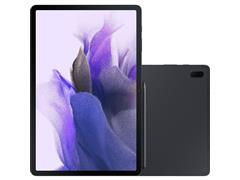 "Tablet Samsung Galaxy Tab S7 FE 12.4"" S PEN 4G 128GB 6GB RAM 8MP Preto - 0"