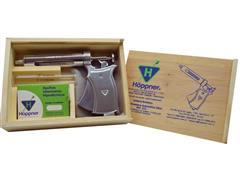 Combo 10 Seringas Automáticas de Vacinação Hoppner 50ml com Estojo - 1