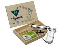 Combo 10 Seringas Automáticas de Vacinação Hoppner 50ml com Estojo - 3