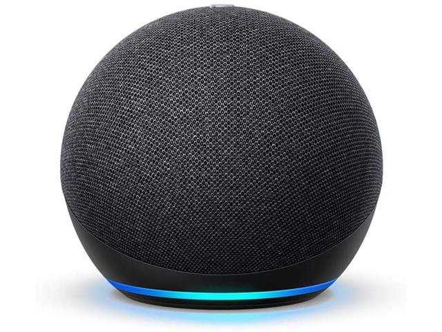 Echo Dot (4ta Gen) - Bocina inteligente con Alexa - Negro