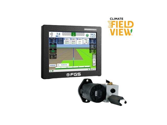 Monitor FGS con control de 1 producto sólido