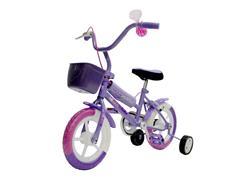 Bicicleta rodado 12 violeta MAX-YOU