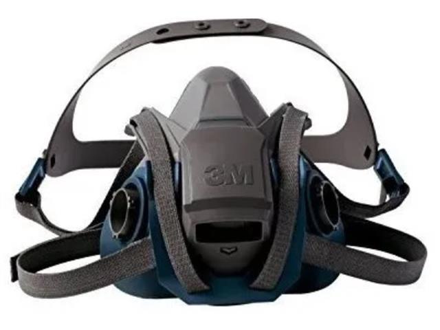 Equipo De Protección Personal De 3m Media Máscara