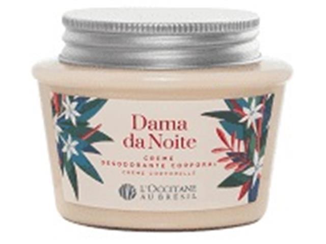 Creme Desodorante Corporal Dama da Noite L'Occitane au Brésil 200ml