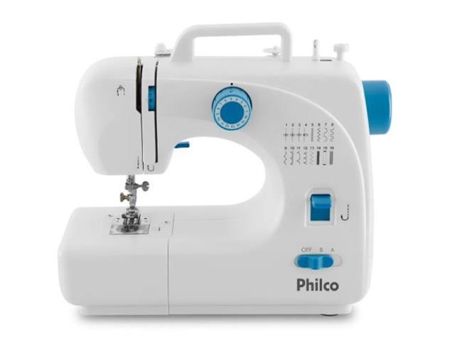 Máquina de Costura Philco PMC16BP Bivolt