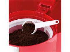 Cafeteira Britânia CP15 Inox Vermelha 550W - 3
