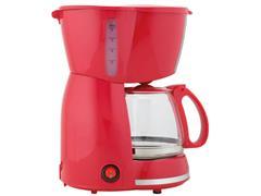 Cafeteira Britânia CP15 Inox Vermelha 550W - 2