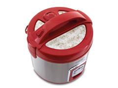 Panela de Arroz Elétrica Britânia BPA6V Visor Glass Red 6 Xícaras - 3