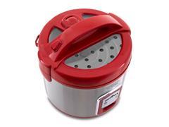 Panela de Arroz Elétrica Britânia BPA6V Visor Glass Red 6 Xícaras - 2