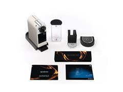 Cafeteira Nespresso Automática CitiZ D113 Kit Boas Vindas Branca - 8