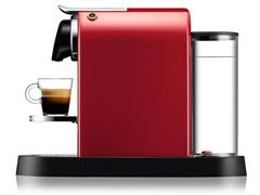 Cafeteira Nespresso Automática CitiZ C113 Vermelho Cereja - 5