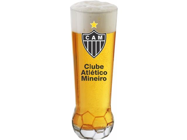 Copo para Cerveja em Formato de Bola Atlético 370ML
