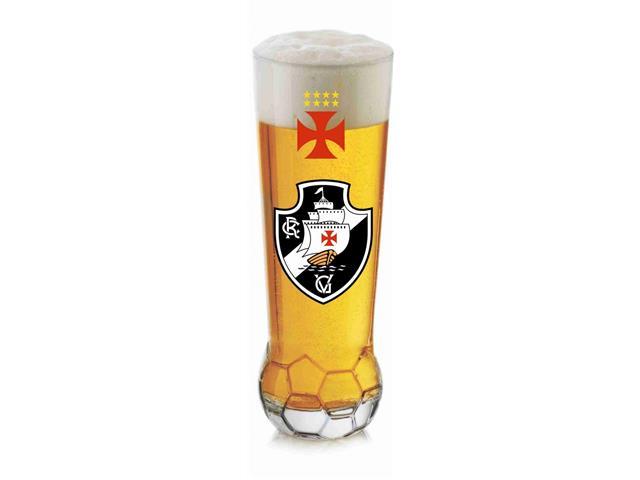 Copo para Cerveja em Formato de Bola Vasco 370ML