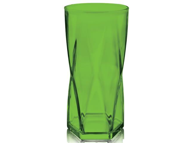 Copo Rombus 465ML Neon Verde