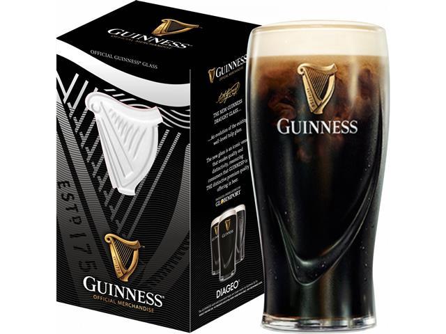 Copo para Cerveja Guinness 560ML