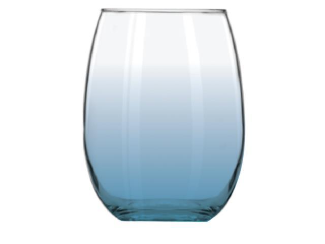 Copo Stemless 430ML Azul