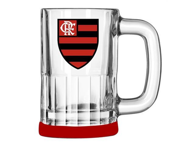 Caneca de Chopp Zero Grau Flamengo 355ML