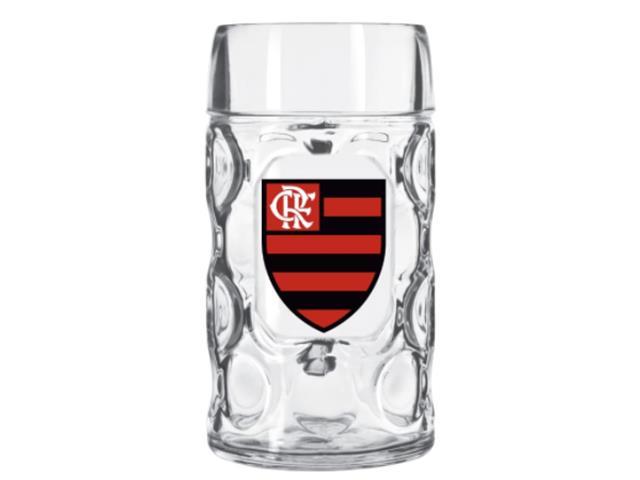 Caneca de Chopp Oktoberfest Flamengo 500ML