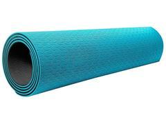 Tapete para Yoga Mat Mastar em EVA Acte Sortido - 1