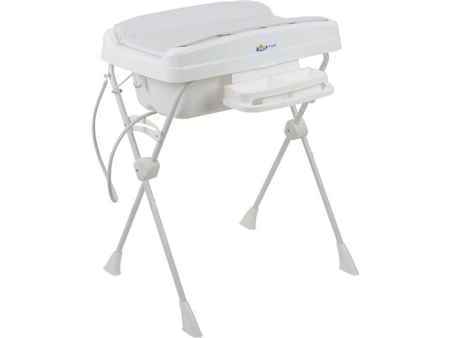 Banheira de Bebê Burigotto Millenia+ Branco