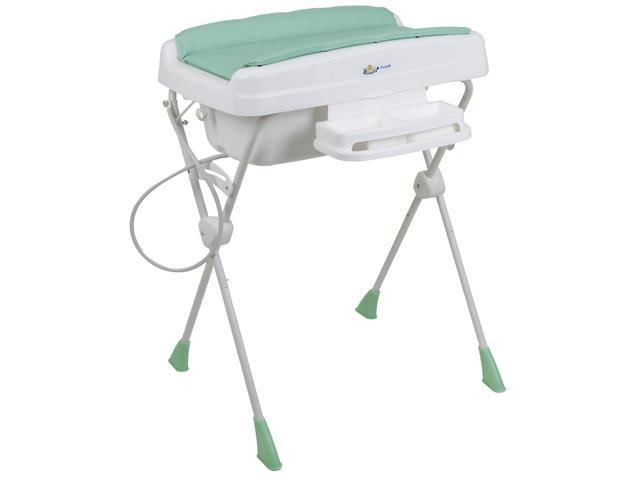 Banheira de Bebê Burigotto Millenia+ Mescla Aqua