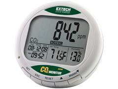 CONCENTRACION DIOXICO DE CARBONO CO2