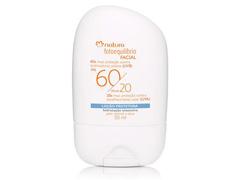 Protetor Facial FPS60 Natura Fotoequilibrio 50 ml