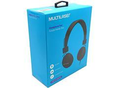 Fone de Ouvido Headphone Fun Preto Multilaser - 2