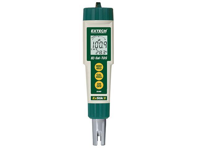 Extech ExStik II pH/Conductivity Meter