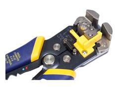 """Alicate Eletricista Desencapador Fios 8"""" Irwin V-GRIP 2078300 - 1"""