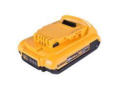 Bateria DeWalt 20V Max Li-Ion Compact XR 2.0Ah