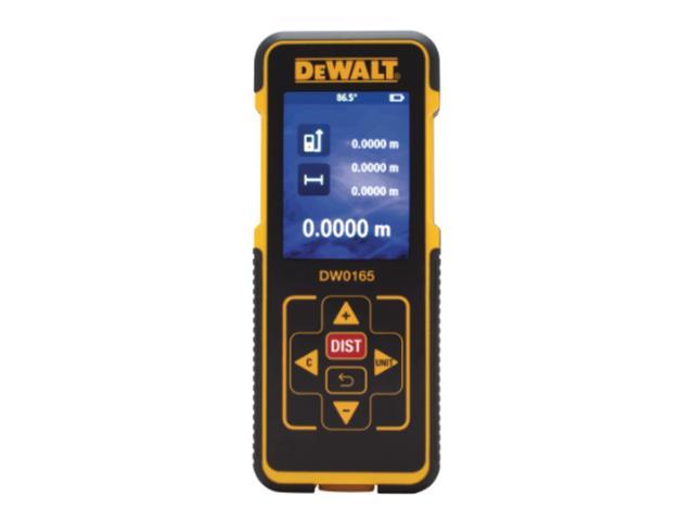 Trena a Laser DeWalt DW0165S 50 Metros