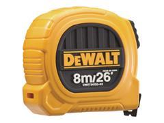 Trena Duo DeWalt 8M/26' x 25MM - 2