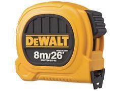 Trena Duo DeWalt 8M/26' x 25MM - 3