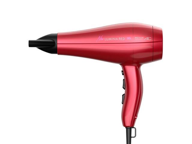 Secador de Cabelo Gama Italy New Lumina 3D Red 2200W